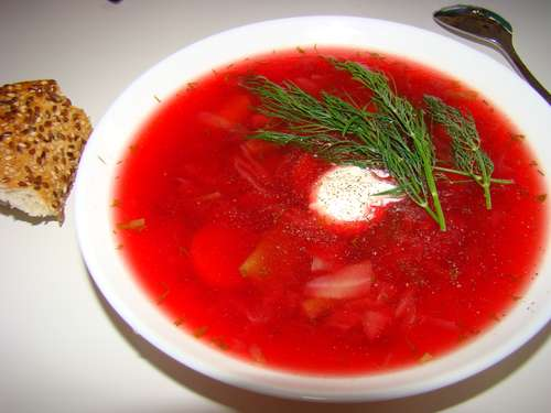 Where Does Borscht Originate From? - Beetroot Recipes